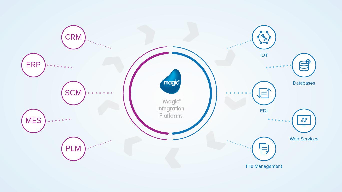 Central data integration platform easy connectivity