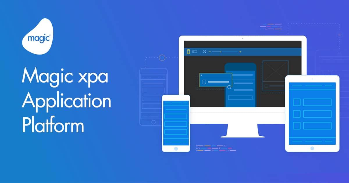 Low-Code Platform, Enterprise-grade Apps Deployment | Magic